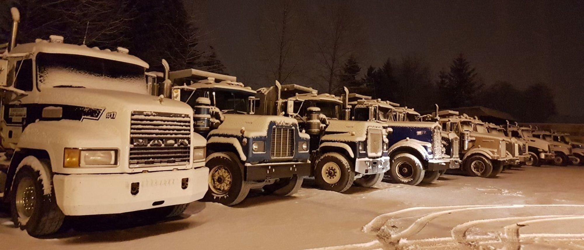 Gary Marcus Trucking Ltd.